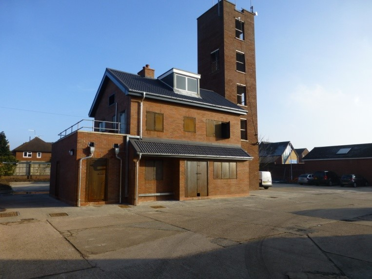 Evesham & Kidderminster Fire Stations, Worcestershire